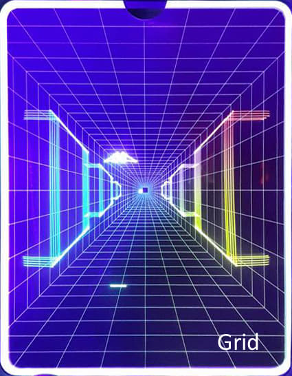 UV overlay Grid and 2D Narrow Escape