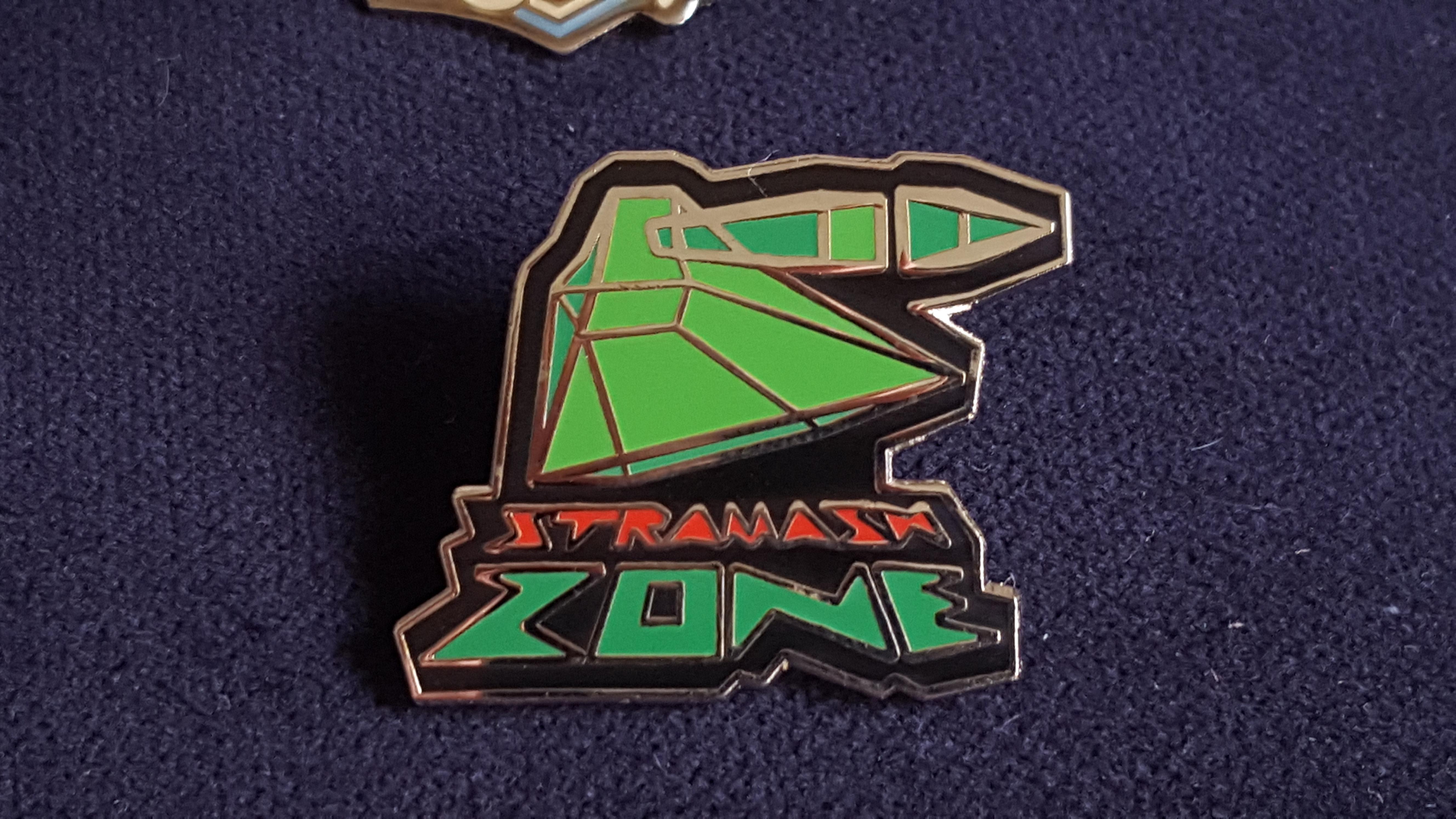 Stramash Zone Collector Pin