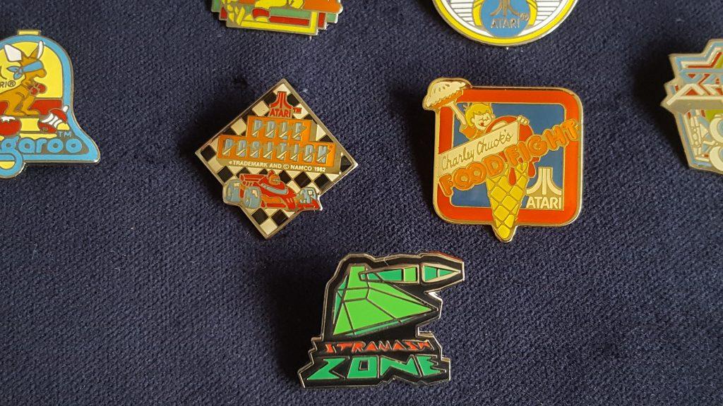 Stramash Zone pin.